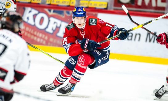Panthers' Anton Lundell is Poised to be a Breakout Star