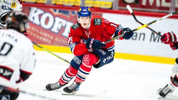 Anton Lundell IFK Helsinki