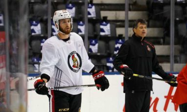 Senators' Sabourin is Defying All Odds