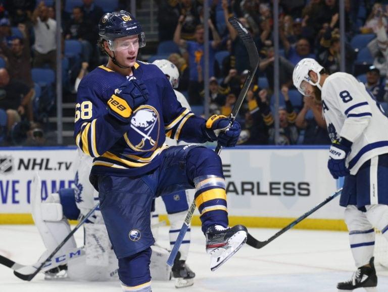 Buffalo Sabres Victor Olofsson