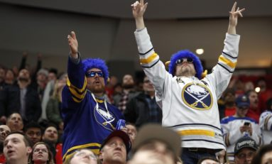 Sabres Fans Are Giddy With Lottery Win
