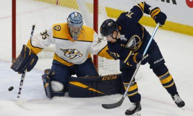 Predators Beat Sabres - Johansen Gets Winner