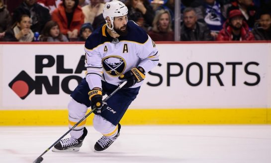 Sabres Need More Than a Fired up Bogosian