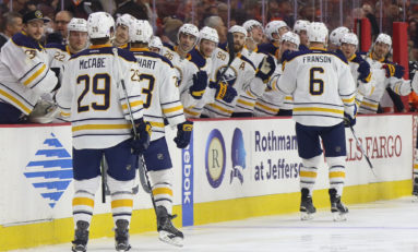 Sabres Hitting the Reset Button Again