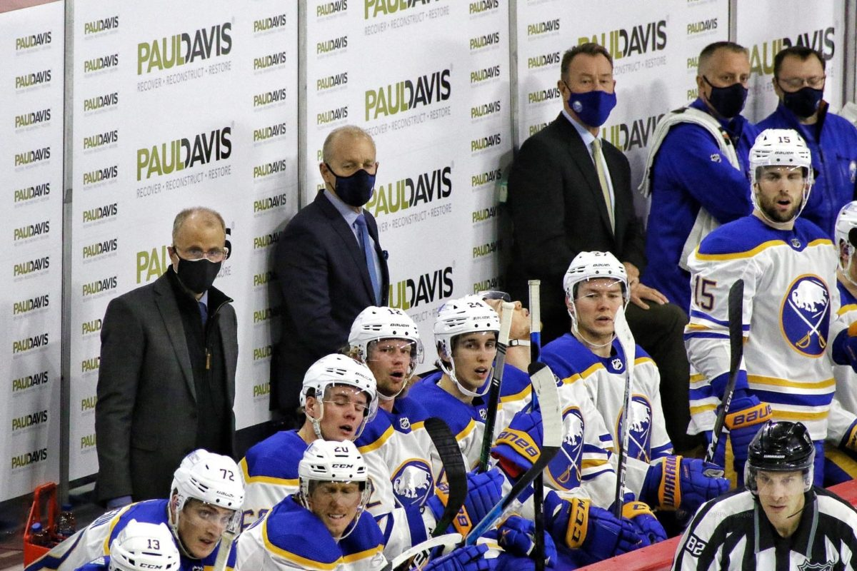 Buffalo Sabres coaches