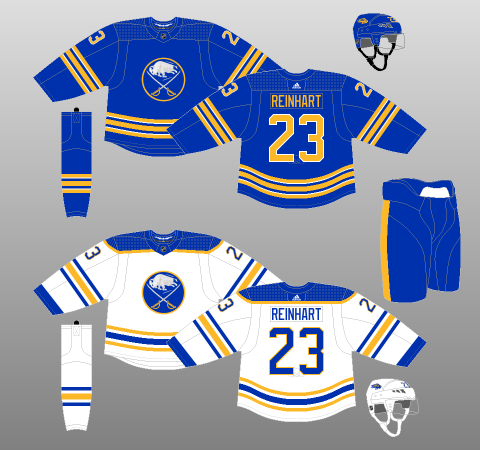 Buffalo Sabres jerseys 2020