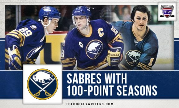 Sabres with 100-Point Seasons