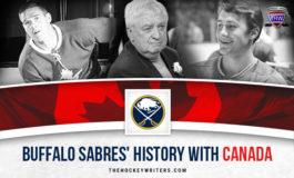 Buffalo Sabres' History With Canada