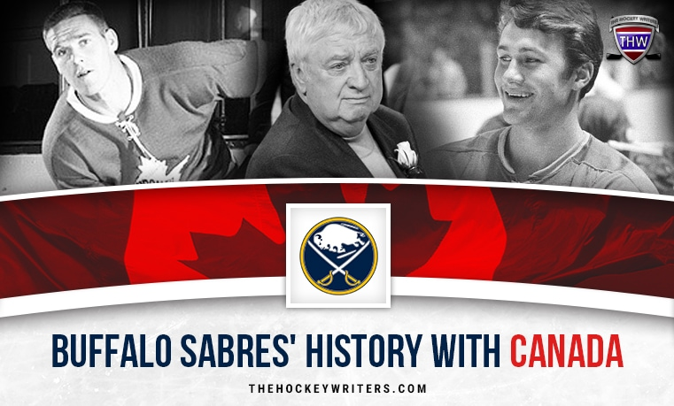 Buffalo Sabres' History With Canada
