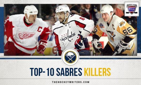 Top-10 Sabres Killers