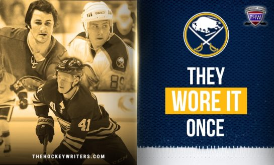 They Wore It Once: Sabres Players and Their Unique Numbers