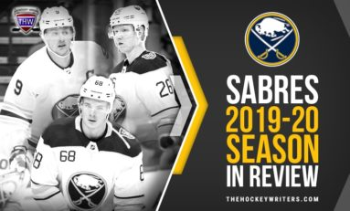 Buffalo Sabres: 2019-20 Season in Review