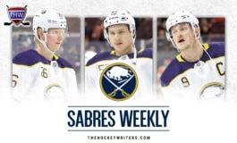 Sabres Week Ahead: Crucial 3 Games