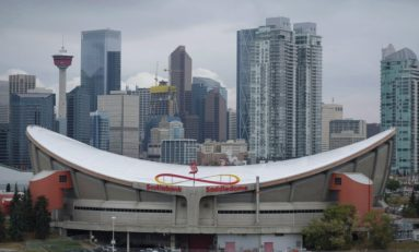 Can An Election Jeopardize the Flames' New Arena?