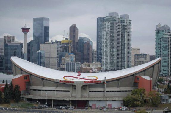 The Saddledome