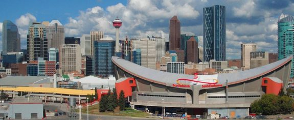 Saddledome 2015