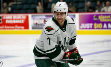 AHL Central News: Wild Take Stranglehold Over Admirals