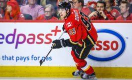 Flames' Bennett Is Stuck in No-Man's Land