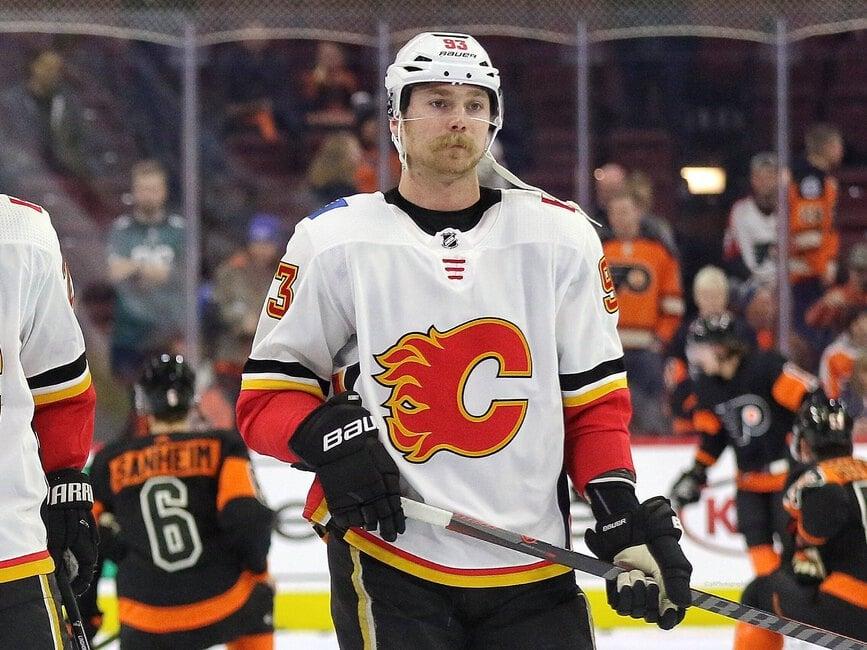 Sam Bennett Calgary Flames