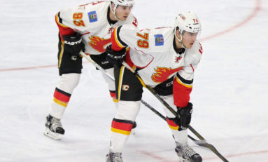 Calgary Flames' Underachievers
