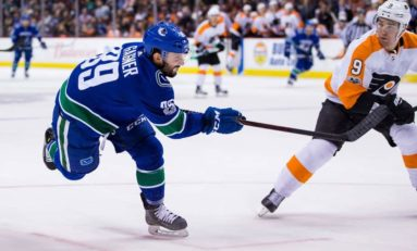 Canucks Sam Gagner on Second AHL: 'It's Hard to Take'