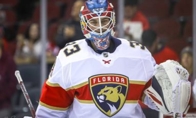 Panthers Need to Give Montembeault a Shot In Net This Season