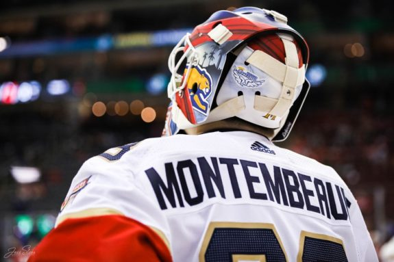 Sam Montembeault Florida Panthers