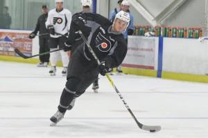 Sam Morin Philadelphia Flyers