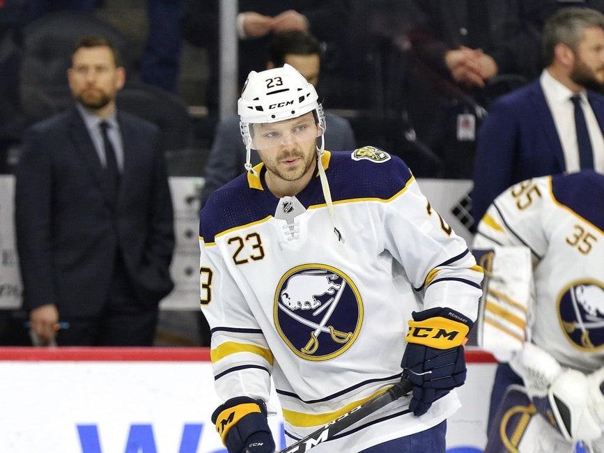 Sam Reinhart Buffalo Sabres