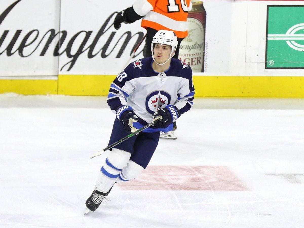 Sami Niku Winnipeg Jets