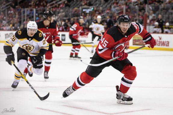 New Jersey Devils Sami Vatanen