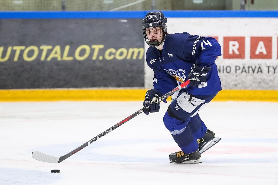 Samu Tuomaala Team Finland