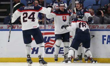 Bucek & Slovakia All Smiles Following USA Upset