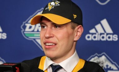 5 Fast Facts: Penguins' Samuel Poulin