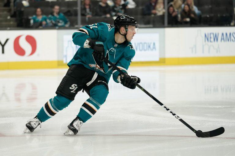 San Jose Sharks Radim Simek