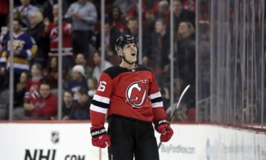 Devils Defender Puts Mental Demons Behind Him