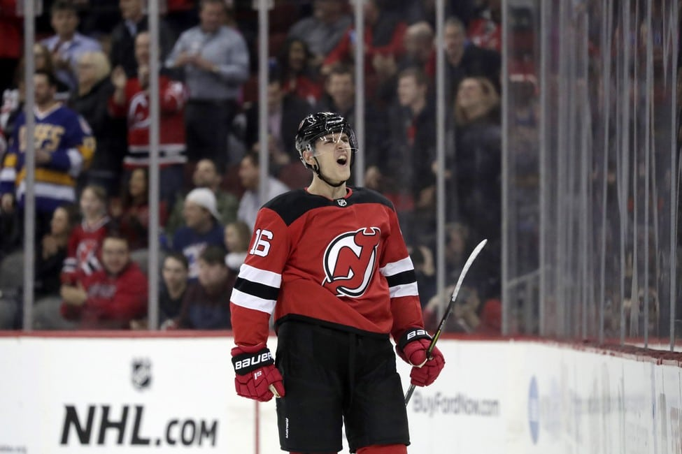 New Jersey Devils  Steven Santini is Excited and Eager to Impress e9ca1fd28