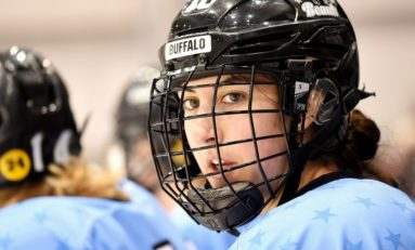Packed, Energized Buffalo Crowd Sends Beauts to Cup Final