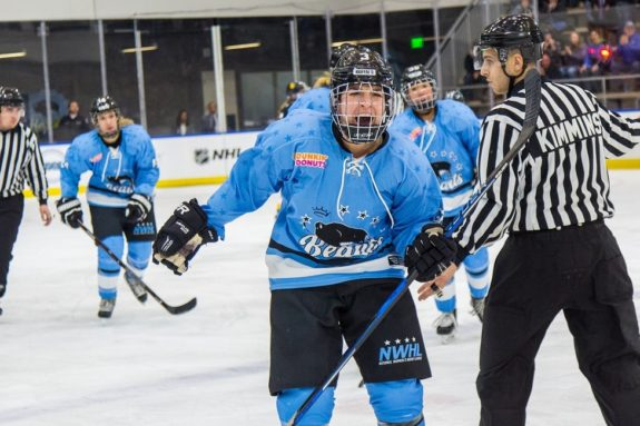 Sarah Edney Buffalo Beauts