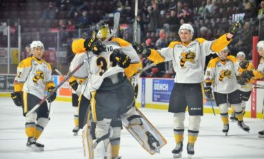 Can Spitfires Tie Series with Sting?