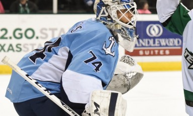 Juuse Saros to Compete for Predators' Backup Role