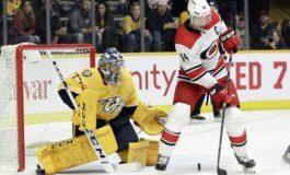 Can Predators' Juuse Saros Fill Pekka Rinne's Pads?