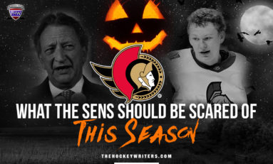 Senators' Biggest Fears This Halloween Season