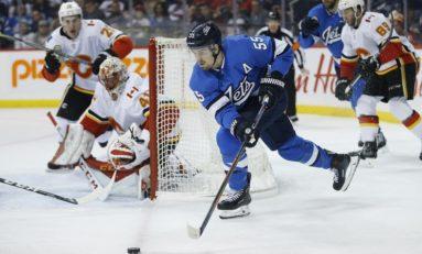 Jets Beat Flames - End 3-Game Winning Streak