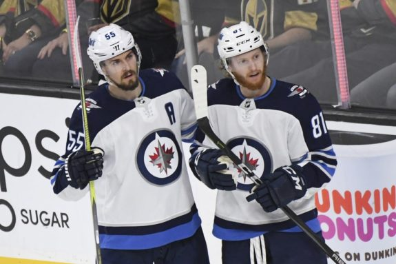 Mark Scheifele Kyle Connor