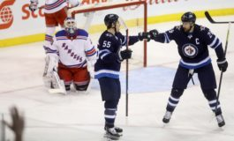 Jets Survive Rangers - Scheifele With 3 Points