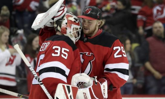Devils Need to Find Solution to Goaltending Troubles