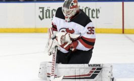 Devils' Goaltending Problems a Thing of the Past