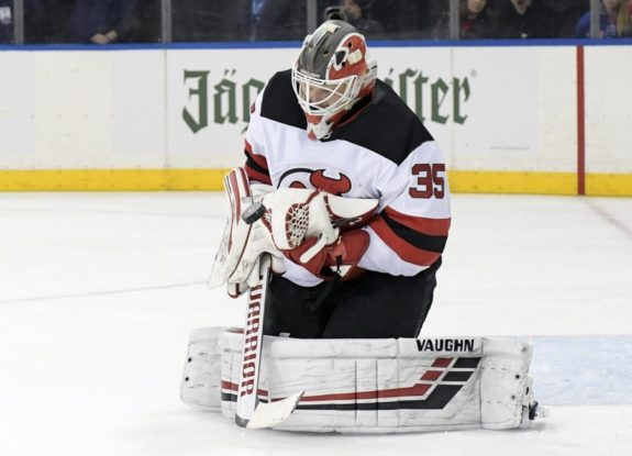 New Jersey Devils' Goaltending Problems