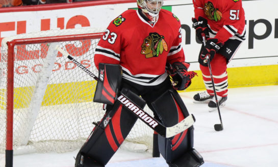 Blackhawks Unlikely to Call Up Former Fan Favourite Darling